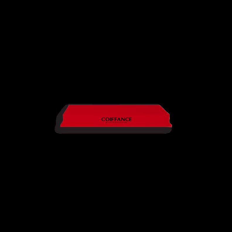Présentoir rouge