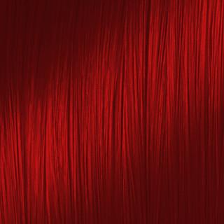 mèche rouge